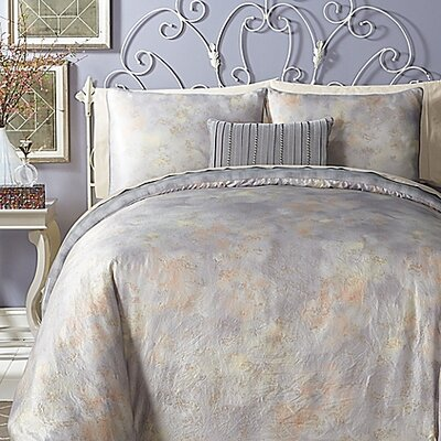 Mandalay 3 Piece Quilt Set Size: Queen