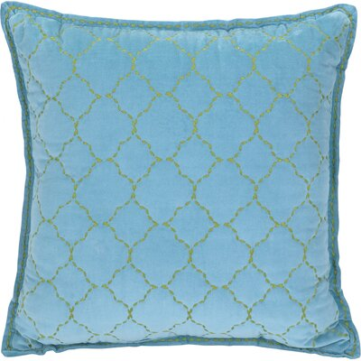Amrita Medallion Throw Pillow