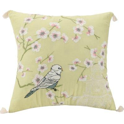 Elodie Cotton Throw Pillow