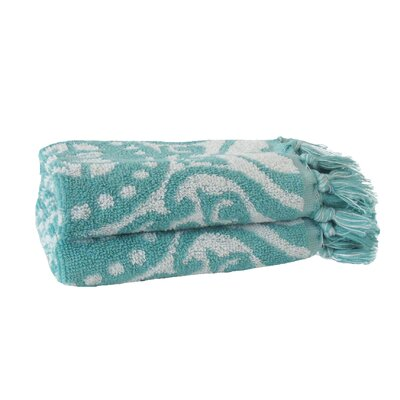 Jessica Simpson Signature Jacquards Bath Towel
