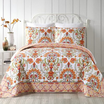 Kaiya Reversible Quilt Size: Full/Queen