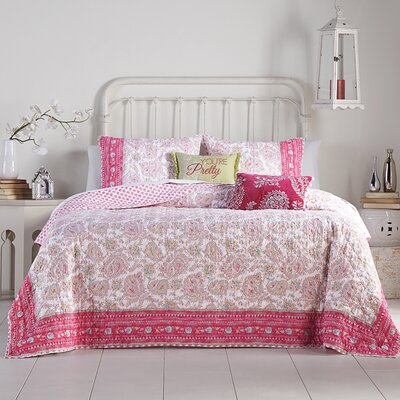 Noni Reversible Quilt Size: King