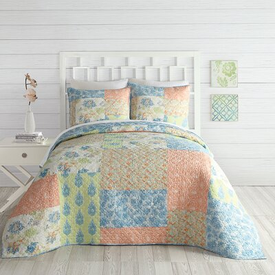 Fiona Reversible Quilt Size: Twin