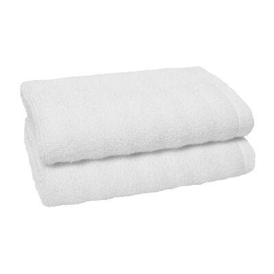 Sculpted Wash Cloth Color: White