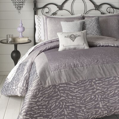 Bianca 3 Piece Comforter Set Size: Queen