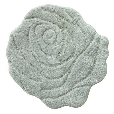 Naomi Bath Rug Color: Gray
