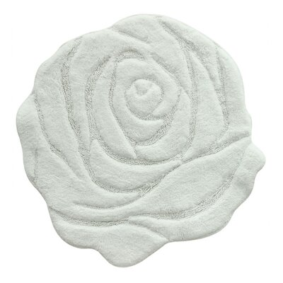 Naomi Bath Rug Color: White