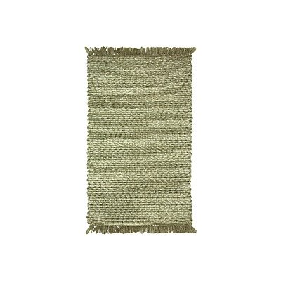 Bregan Cotton natural Area Rug Rug Size: Rectangle 1'8