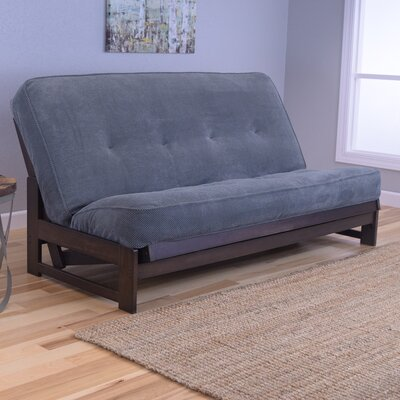 Aspen Futon and Mattress Upholstery: Marmont Thunder
