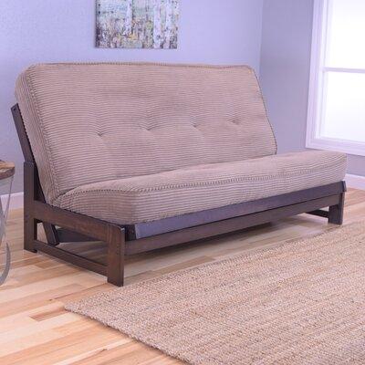 Aspen Futon and Mattress Upholstery: Tantra Chanterelle