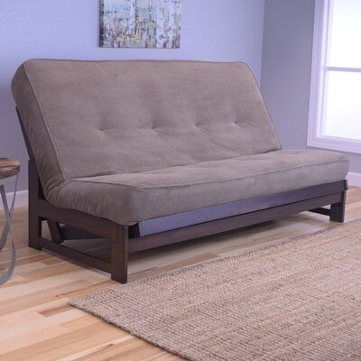 Aspen Futon and Mattress Upholstery: Marmont Mocha