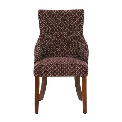 Brady Tufted Arm Chair