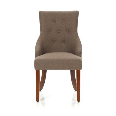Waverly Tufted Arm Chair
