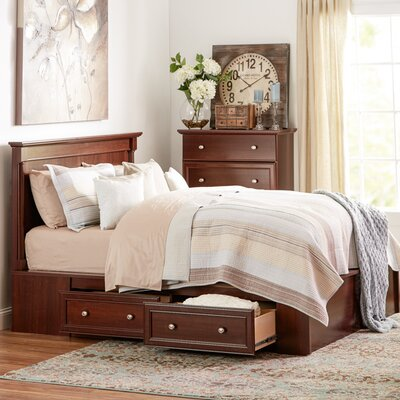 Henley Queen Storage Platform Bed