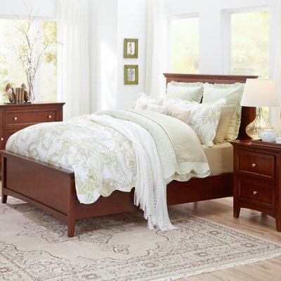 McIntosh Panel Bed