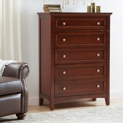 Summerville 5 Drawer Chest