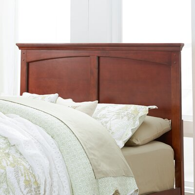 Summerville Wood Headboard Size: Queen