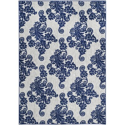 Brandonville Indoor/Outdoor Area Rug Rug Size: 3'3