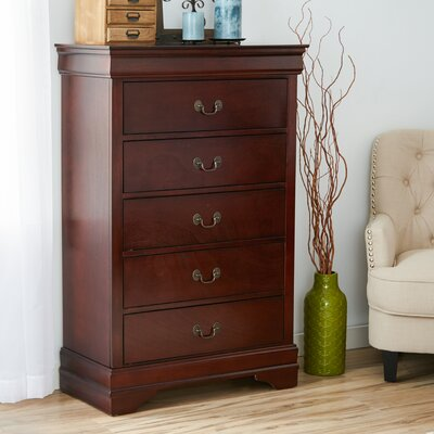 Birchview 5 Drawer Chest