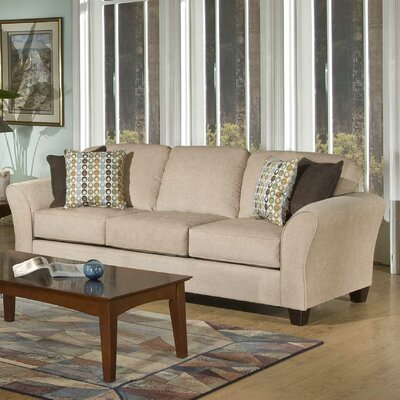 5761T12 THRE1305 Three Posts Serta Upholstery Franklin Sofa