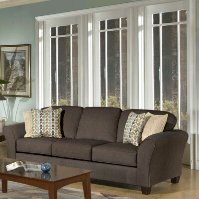 Serta Upholstery Franklin Sofa Upholstery: Viewpoint Coffee