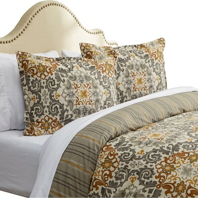 Riverside Duvet Set Size: Full / Queen