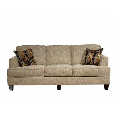 Serta Upholstery Davey Sofa Upholstery: Soprano / Radical Peppercorn