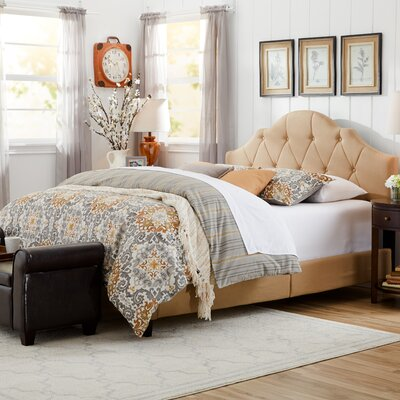 Edington Queen Upholstered Bed