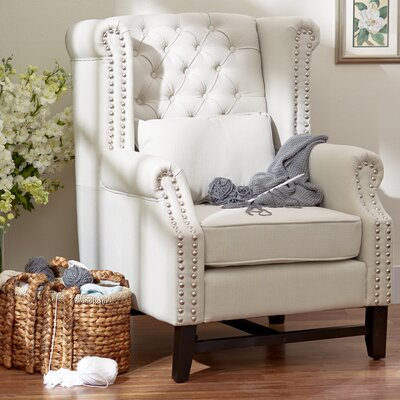 Porter High-Back Wingback Chair