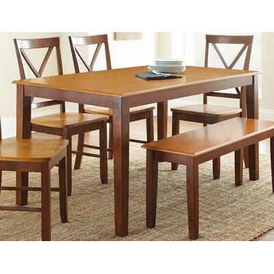 Greenside Dining Table Table Finish: Oak
