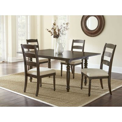Weissinger 5 Piece Dining Set