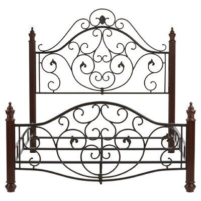 Wilkes Panel Bed Size: Queen