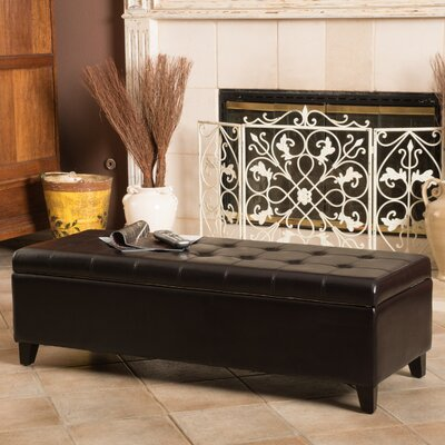 Clearview Storage Ottoman