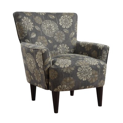 Hyde Park Madison Armchair Upholstery: Cascade Pewter