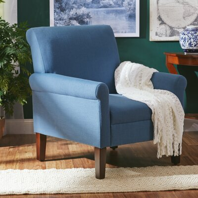 Willrich Armchair Fabric: Cadet Blue