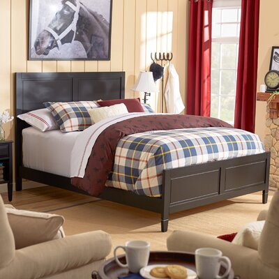 Colebrook Panel Bed Size: King