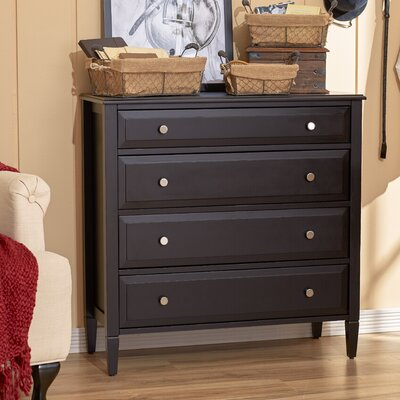 Colebrook 4 Drawer Chest
