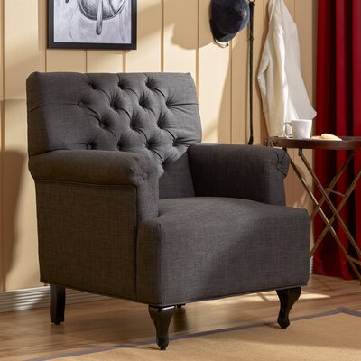 Philipsburg Armchair Upholstery: Grey