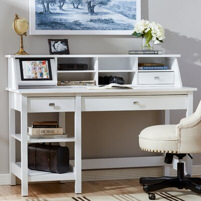 Ackerson Open Storage Writing Desk