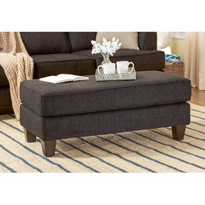 Serta Upholstery Davey Ottoman Upholstery: Soprano Radical