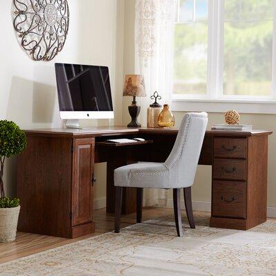 Leith L-Shape Computer Desk