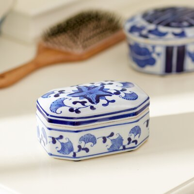 Anson Ceramic Collectible Box (Set of 2)