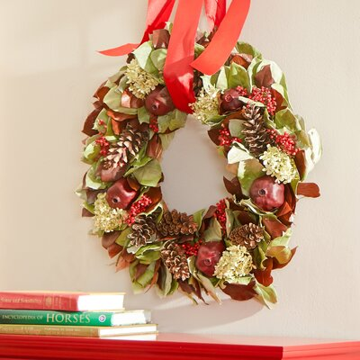 Heritage Holiday Wreath