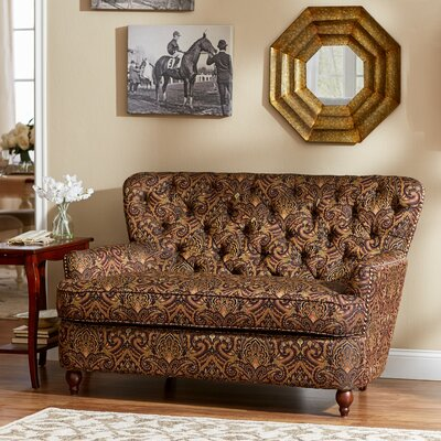 Paine Rosewood Settee
