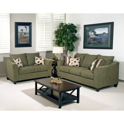 THRE2839 26427158 THRE2839 Three Posts Oppenheim Loveseat