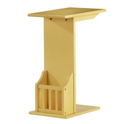 Penfield End Table Color: Yellow
