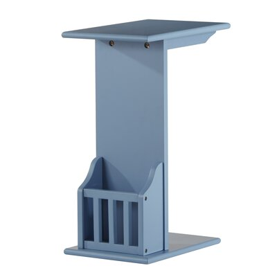 Penfield End Table Color: Heritage Blue