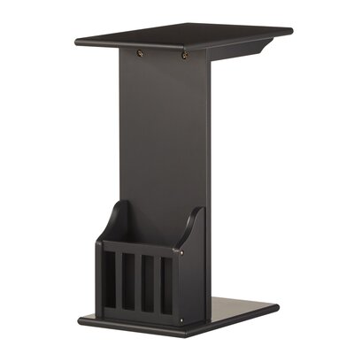 Penfield End Table Finish: Vulcan Black
