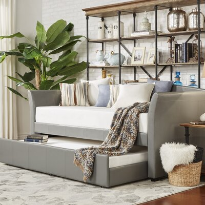 Burlington Daybed with Trundle Finish: Gray