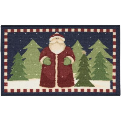 Granby Essential Elements Santa Doormat